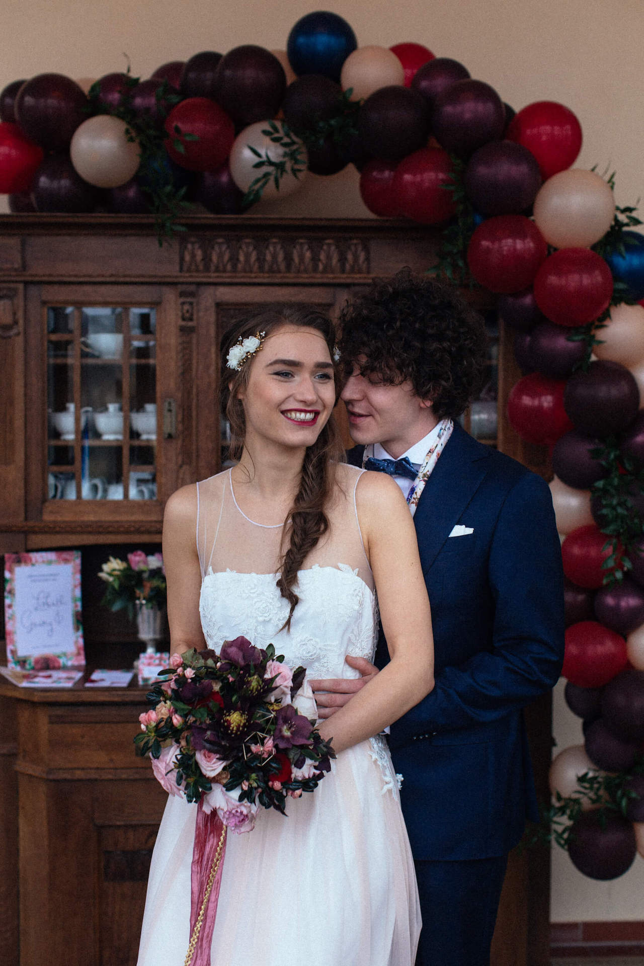 Wedding Market Leipzig, Styled Shoot Winter 2017