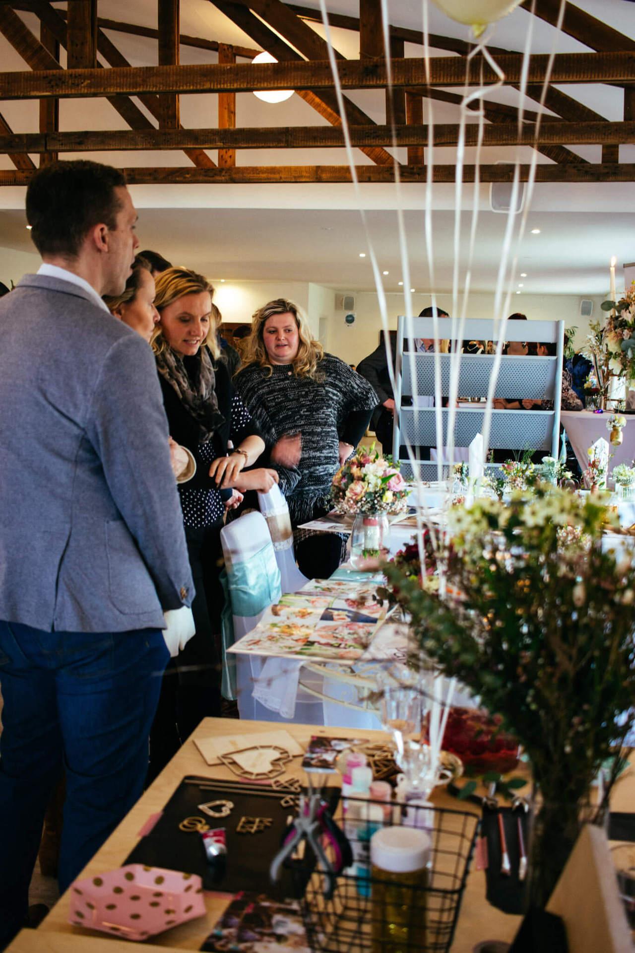 Wedding Market Leipzig, Impressionen Winter 2017
