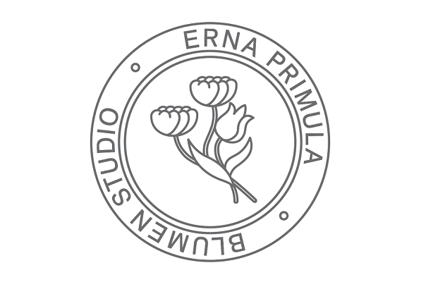 Logo von Erna Primula - Blumen Studio aus Leipzig