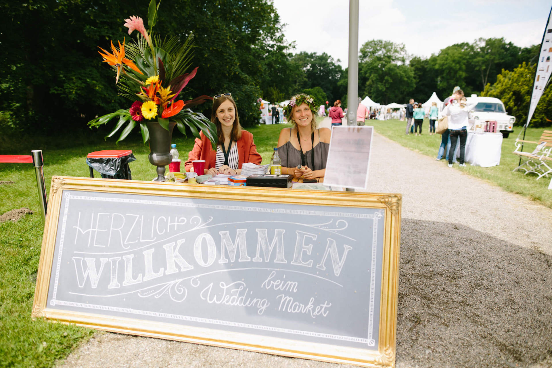 Wedding Market Leipzig, Impressionen Sommer 2016