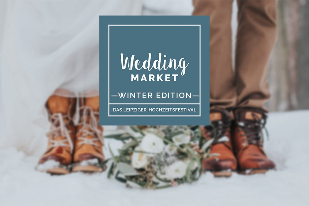 Key Visual Wedding Market Leipzig_Winteredition 2018