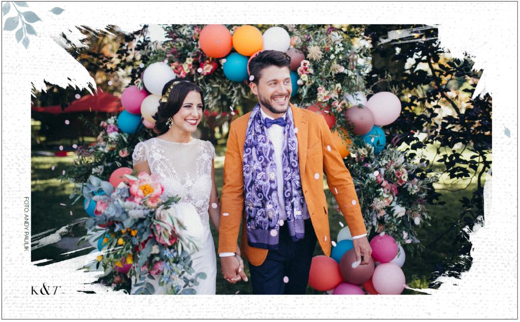 Bild Flyer Save the Date. Wedding Market Sommer Edition am 10. Juni 2018