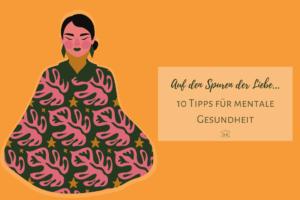 Tipps für mentale Gesundheit